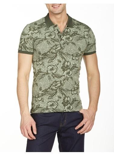Bisse BTS20Y20301 T'Shirt Yeşil